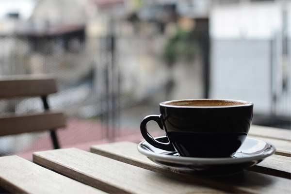 Frisk kaffe